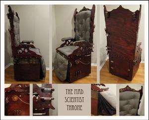 Mad Scientist Throne