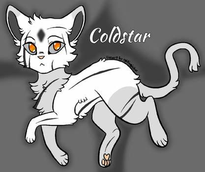 Coldstar(Cursed Warrior Form) by BriarRoseWinterRose