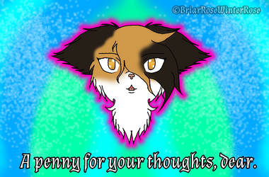 (C) Mama Kitty by BriarRoseWinterRose
