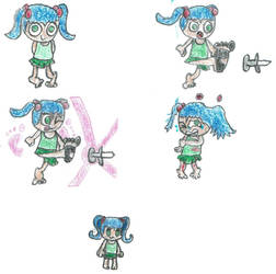 Fire Emblem Heroes - Alice Arts and Sprite by bubbles46853