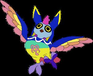 Bubo the Peepsta Hoo by Phoenixalaris