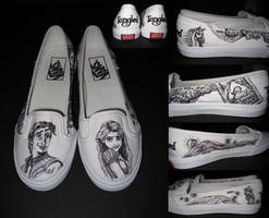 Disney Tangled Shoes