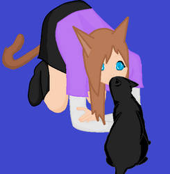 Kitty Momo by codemlp2