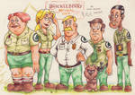 Welcome To Brickleberry!