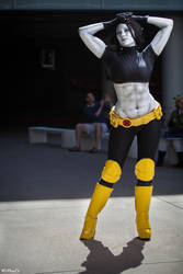 Bulletproof - Colossus by SilverShadeCosplay