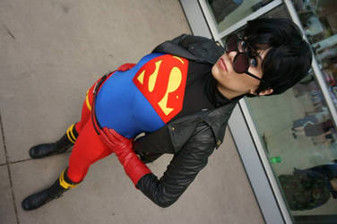Don't Ever Call Me Superboy