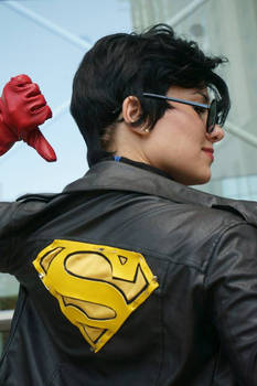 Read It And Weep - Superboy
