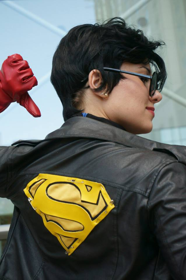 Read It And Weep - Superboy by SilverShadeCosplay