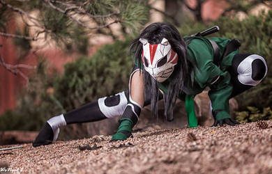 Advance - Cheshire by SilverShadeCosplay