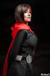 Ruby Rose - RWBY by SilverShadeCosplay