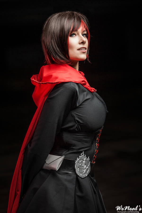 Ruby Rose - RWBY by SilverShadeCosplay