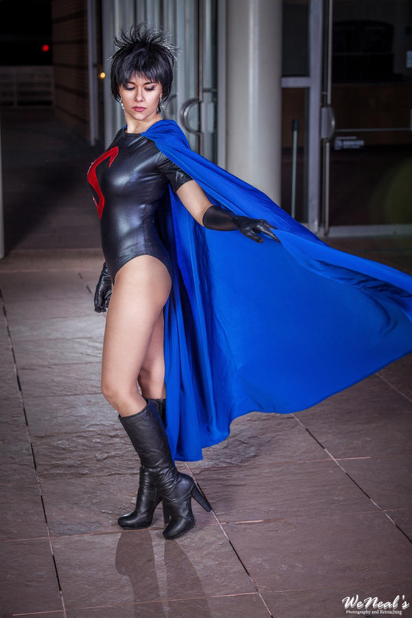 Supergirl - Cir-El by SilverShadeCosplay