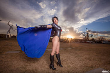 The Daughter of Tomorrow - Cir-El by SilverShadeCosplay