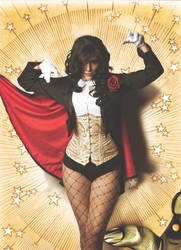 I Put a Spell on You - Zatanna by SilverShadeCosplay
