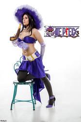Nico Robin - 15th Anniversary by SilverShadeCosplay