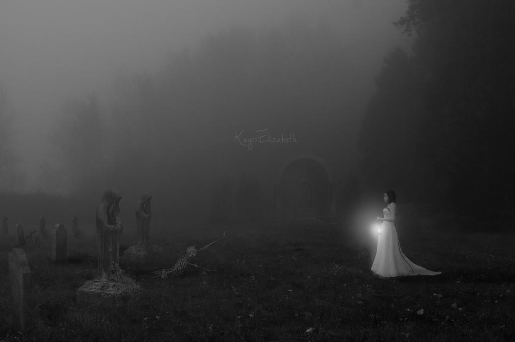 Twas a Dark and Foggy night. by Kraizeekay