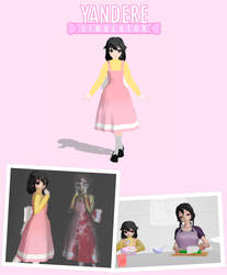 Dl-Ayano Aishi Child by Clyriss
