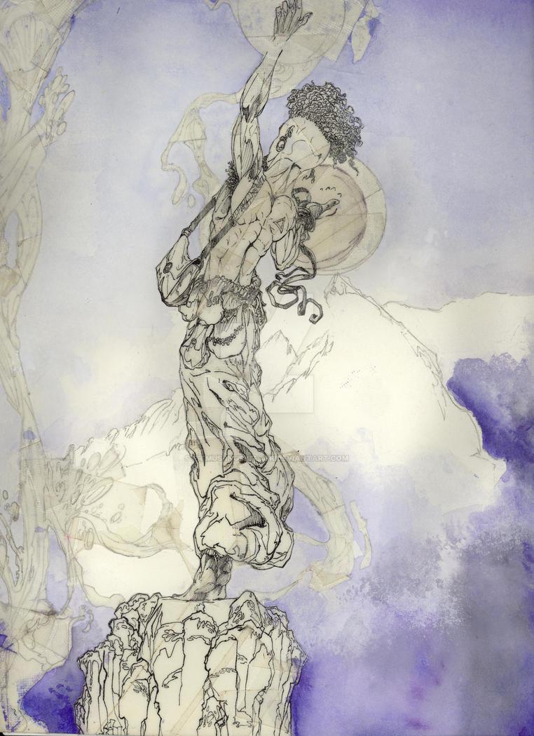 The Summoner's Plea [ work in Progress ] by Primus-Ingeniator