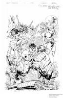 Gen13 Interactive Inks by erosell