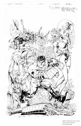 Gen13 Interactive Inks