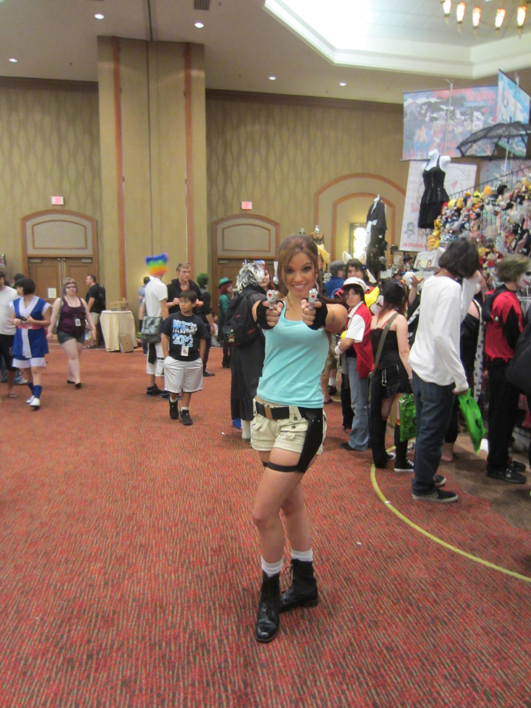 A-Kon 23 - Lara Croft by Soynuts