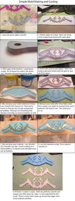 Simple Mold Making and Casting Tutorial