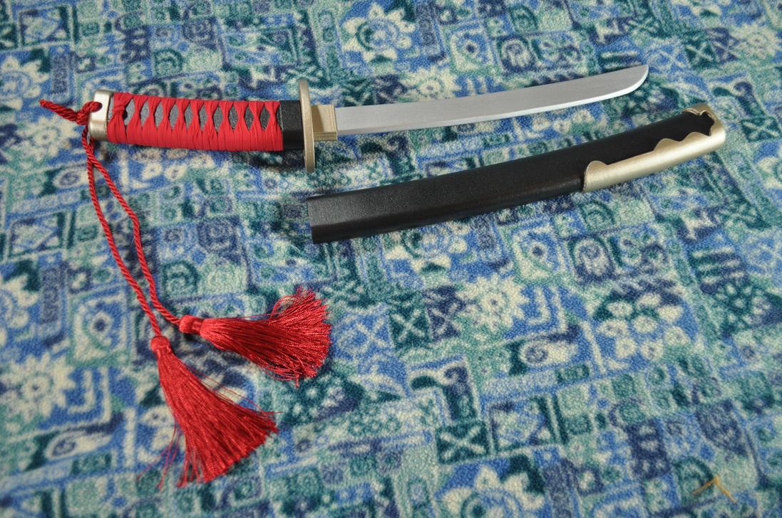 Chizuru Yukimura Sword by Soynuts
