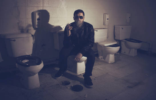 Smoking in the Boys' Room