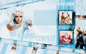 The rihanna covers by love1Dhatebitch