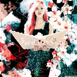Sakura Siren by love1Dhatebitch