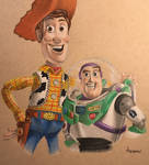 Toy Story by Artastic90