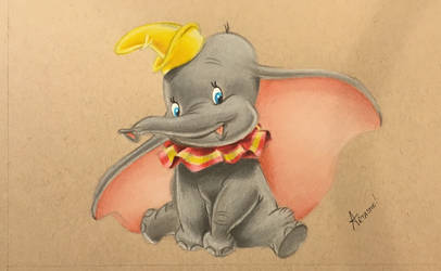 Dumbo by Artastic90