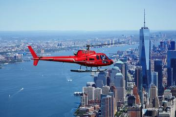 Exploring New York with a helicopter by SelimZherkaUS