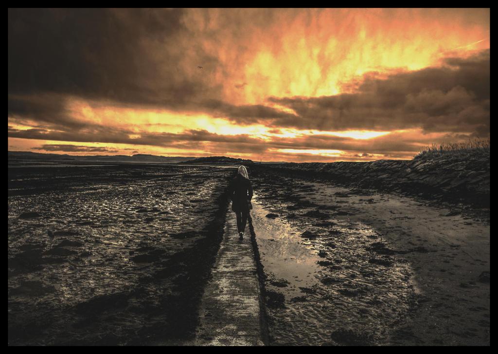 A Thousand Sorrowful Goodbyes...Under A Dying Sun. by Eliaskycrash