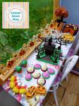 Halloween 2014 miniature collection