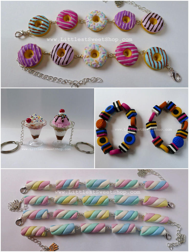 Littlest Sweet Shop accessories by LittlestSweetShop