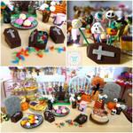 Littlest Sweet Shop new 2015 Halloween Collection