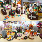 Littlest Sweet Shop new 2015 Halloween Collection