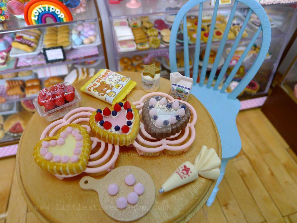 Valentine's Tarte by LittlestSweetShop