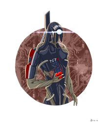 Legion by Strannytsa