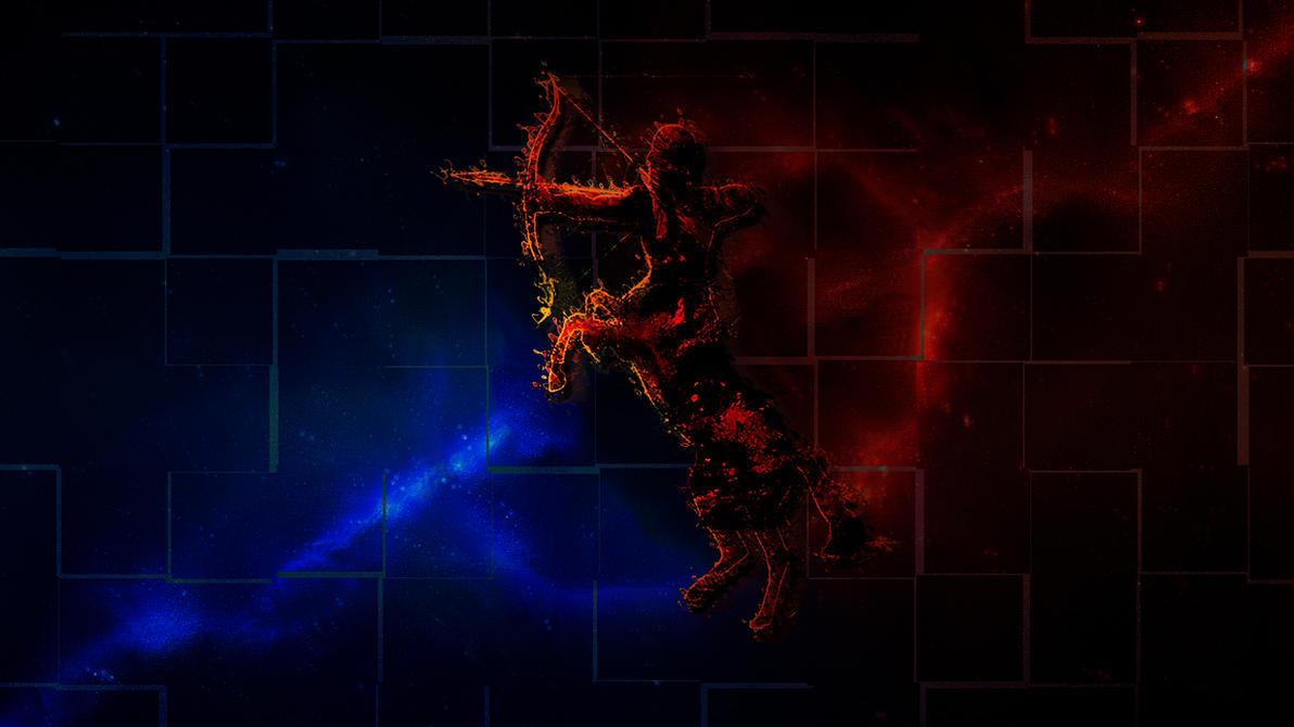 Sagittarius Wallpaper By Kingmelly