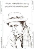 August 20: Happy Birthday Sylvester McCoy! by greendalek