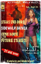 Event poster - 09152018 by greendalek