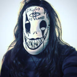 Simple Mask by Werewolf98765