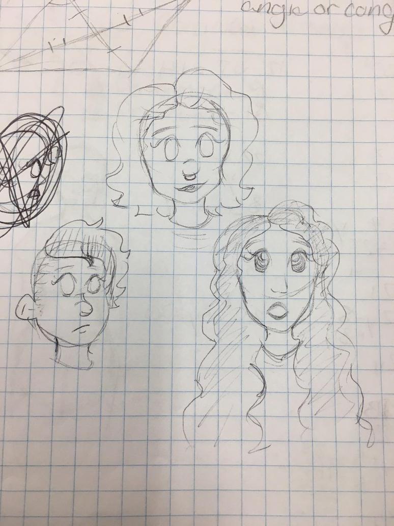 Doodle(s) 16 by RejectedNat