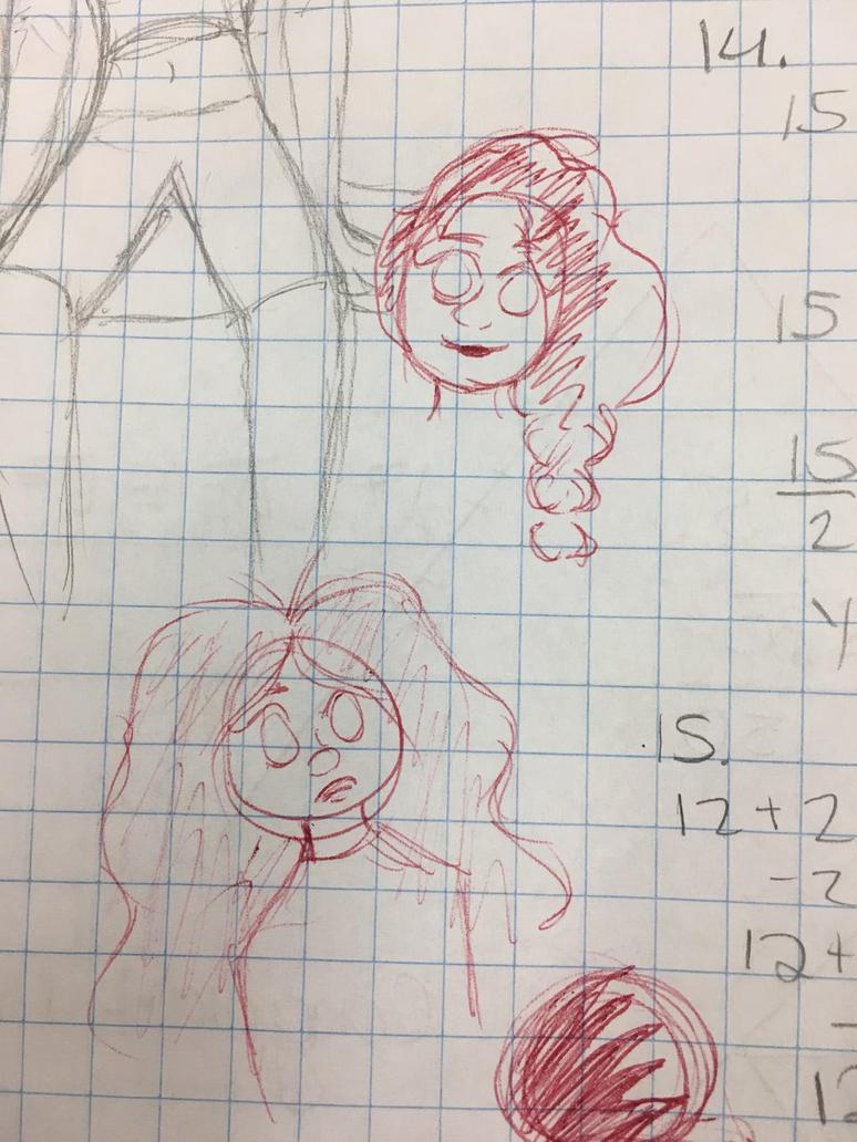 Doodle(s) 17 by RejectedNat