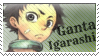 Ganta Igarashi Stamp 3 by AkariKeys