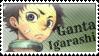 Ganta Igarashi Stamp 3 by AkariKeys