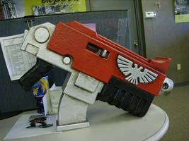Bolter Rifle