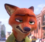 Zootopia Animal Angry Nick